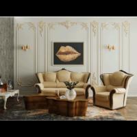 Комплекты диван и кресло