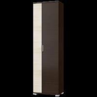 Шкаф для одежды Бриз ШП 2 - венге магия/дуб молочный