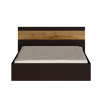 Кровать Соната 1400 - венге магия /аппалачи